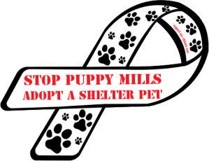 10342-custom-ribbon-magnet-sticker-STOP+Puppy+Mills+++Adopt+a+shelter+pet