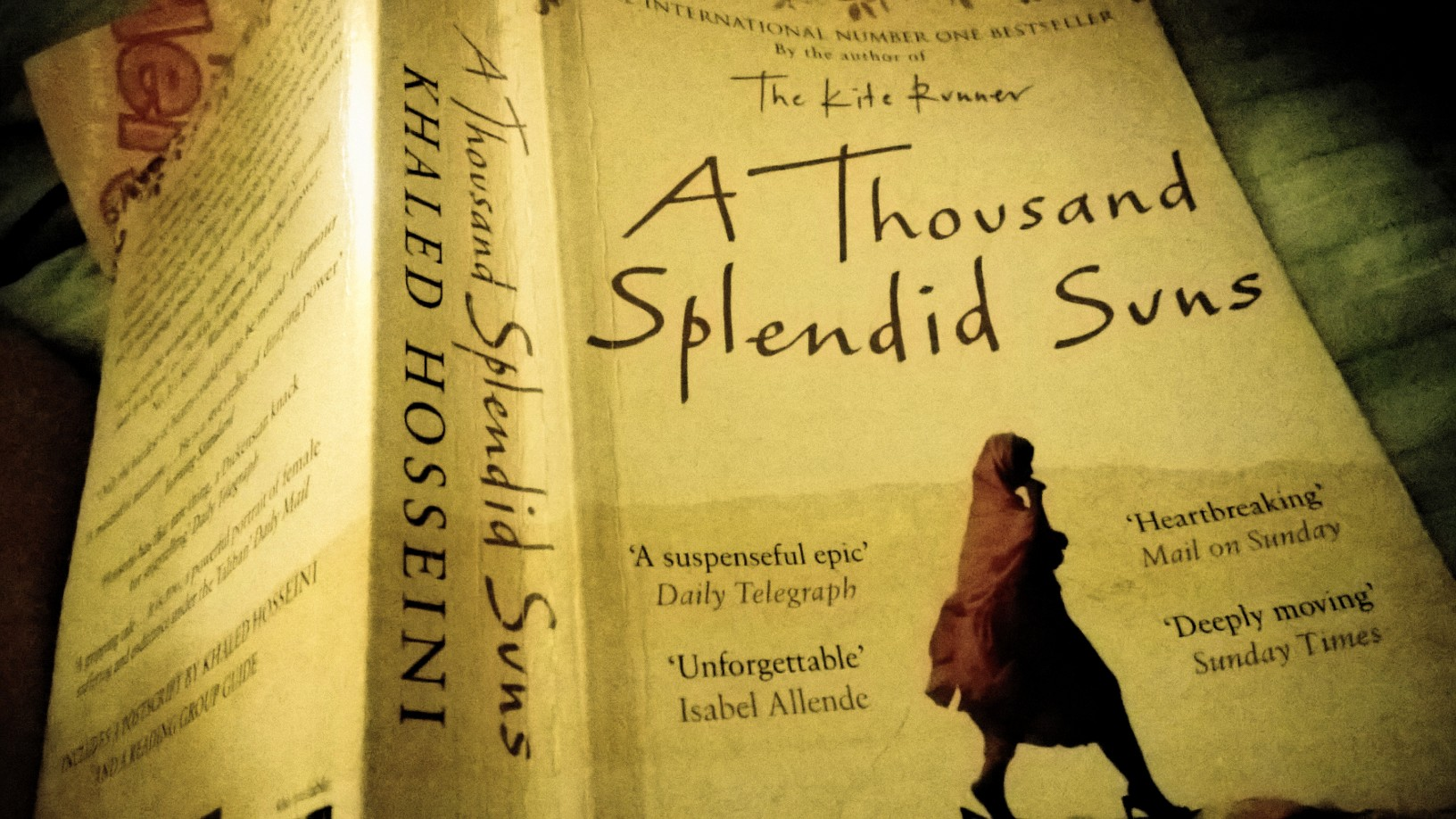 endurance in a thousand splendid suns A thousand splendid suns friday, may 16 we all endure all the time but i wonder if you well i think part of endurance is being exposed to events that you.
