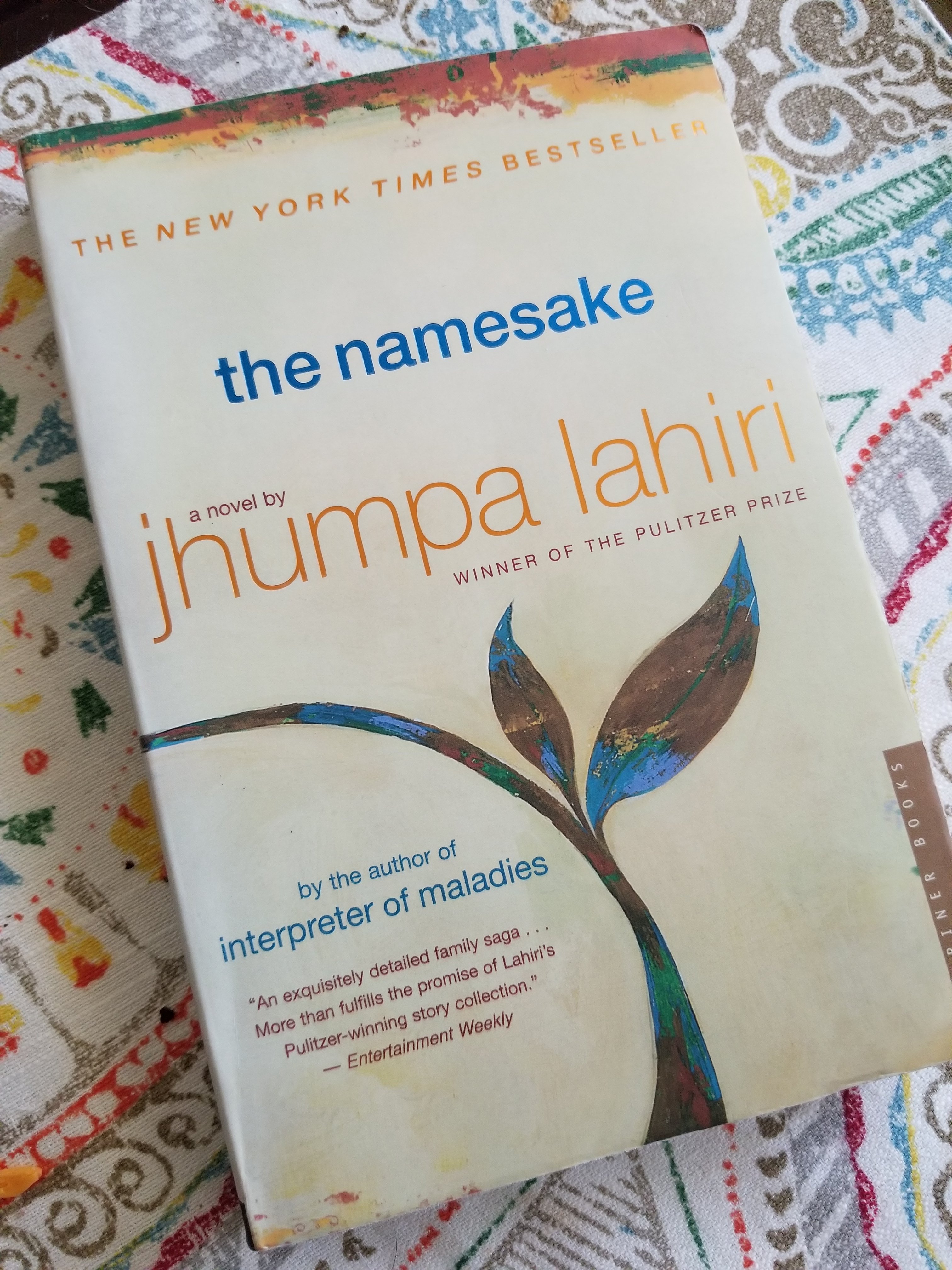 the namesake by jhumpa lahiri essay The namesake by jhumpa lahiri: a review essay belonging is an inevitable human condition which empowers an individual for better or sometimes for worse an individual's perceptions of belonging evolve in response to the passage of time and interaction with their world.